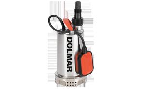 EP-1680S230 V Dompelpomp schoonwater